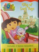 Dora The Explorer: City of Lost Toys Checkpoint DVD, ,
