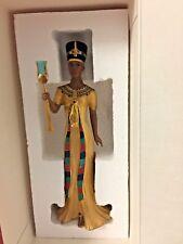 "Lenox Collectible Figurine Disney ""Nefertiti"" Nib (B)"