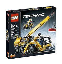 LEGO Technic 8067 Mini-Mobil Crane 292 Pieces New Sealed