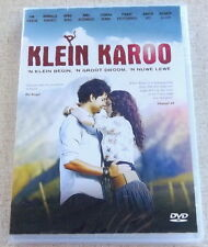 KLEIN KAROO South African Movie Region 2 PAL DOES NOT PLAY IN THE UNITED STATES