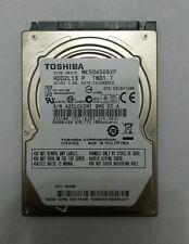 TOSHIBA MK5065GSXF 500GB SATA Laptop Drive HDD2L13 Firmware:C0/GV108B