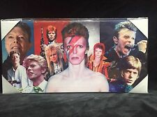 David Bowie Music Artist Legacy Canvas Picture Gift 24 x12 Ready To Hang