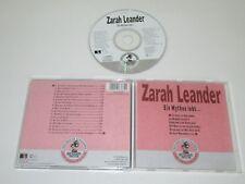 ZARAH LEANDER/EIN MYTHOS LEBT...(ELECTROLA CDP 566-1 56366 2) CD ALBUM