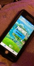 Apple iPhone 8 Plus With Fortnite- 64GB - Silver (Cricket) A1897 (GSM)