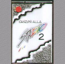 "STADIO "" CANZONI ALLA STADIO 2 "" MUSICASSETTA SIGILLATA BMG -  RCA"