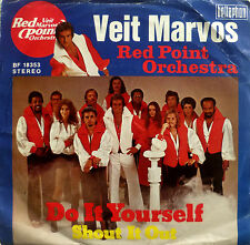 """7"""" VEIT MARVOS RED POINT ORCHESTRA ; Do It Yourself M-?"""