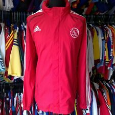 AJAX 2006 BENCH COAT FOOTBALL SHIRT ADIDAS JERSEY SIZE ADULT XL