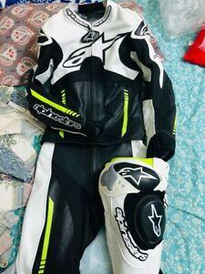 Motorbike leather gear motoebike leather suit
