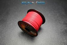 14 GAUGE WIRE ENNIS ELECTRONICS 100 FT RED PRIMARY STRANDED AWG COPPER CLAD