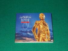 Michael Jackson history vol. 2 special italian edition dvd in cd format