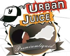 Urban Juice Aroma Aromen 30ml Set (3x10ml) Tabak Vanille Erdbeer Melone Himbeere