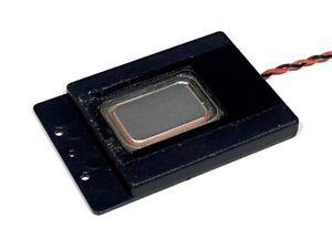 Bass Enhanced Speaker Upgrade Ideal, For Hornby Class 60 TTS Decoder R8104 8 Ohm