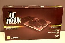 DJ HERO Turntable Controller XBOX 360 BRAND NEW IN BOX