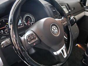 """VW T5 Facelift GP 2009-2015 Exklusives Lenkrad im Design """"Klavierlack Schwarz"""""""