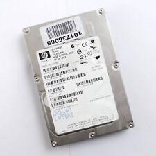 HP 72gb Disco Duro HDD DISCO DURO scsi-sca 80-pol- 3,5 pulgadas bd07287b4c