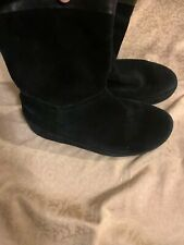 fitflops size 6 Black Boots