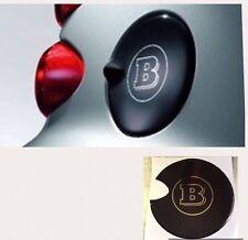 Smart Brabus 451 Stemma Tappo Benzina Nero E Argento resinato 3D