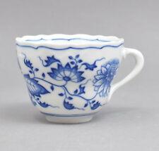 Hutschenreuther Zwiebelmuster Porzellan Tasse Kaffeetasse Porcelaine