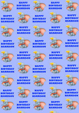 Disney Dumbo Personalised Gift Wrap - Disney's Dumbo Wrapping Paper