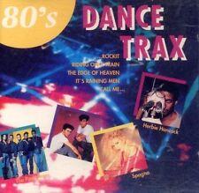 80's Dance Trax Wham!, The Jacksons, Elo, Herbie Hancock, Bros, Fox the F.. [CD]