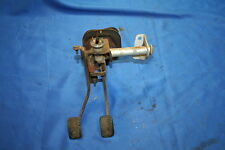 Fiat Spider Brake and Clutch Pedal Box Assembly