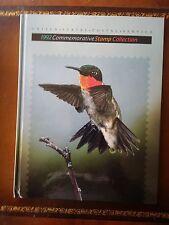 1992 Commemorative Stamp Collection Postal Service U S Book  -  B5
