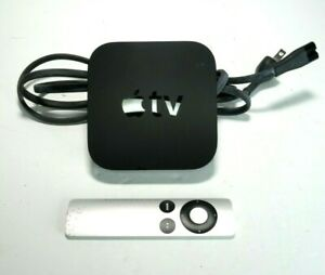 Apple TV (3rd Generation) HD Media Streamer - A1427 With  Remote
