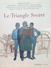 Le Triangle Secret Convard Falque Gine Chaillet Wachs Stalner Integrale Glenat
