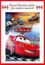 Cars (DVD, Widescreen)