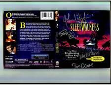 Sleepwalkers DVD signed by John Landis Joe Dante Dan Martin Mick Garris
