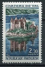 STAMP / TIMBRE FRANCE NEUF LUXE ** N° 1506 ** CHATEAU DE VAL A LANOBRE CANTAL