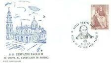 Italia 1979 Jan Paweł II papież John Paul pope papa (79/8+8a)