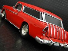 1955 Chevy Nomad Car 1956 Wagon Pickup 18 Truck 12 Belair 1 24 Carousel Red 1957