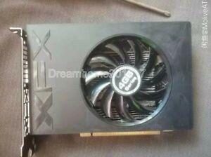 XFX AMD Radeon R7 240 4GB GDDR3 VGA/DVI/HDMI PCI-Express Video Card