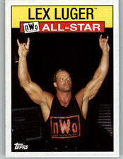 2016 WWE Heritage NWO/WCW All Star #16 Lex Luger