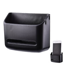 For iPhone Auto Car Mobile Phone Holder Pocket Storage Pouch Bag Organizer Box