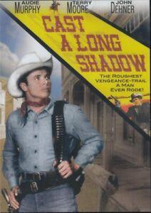 CAST A LONG SHADOW DVD 1959 NEW Region 4 Audie Murphy, John Dehner WESTERN RARE