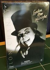 """Lon Chaney London After Midnight 12"""" Figure Sideshow Silver Screen Edition 44042"""