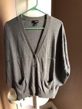 ANA Medium Sweater Wrap Tunic Cardigan
