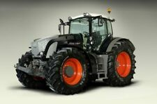 A3 Fendt 936 Vario Black Edition Tractor Agriculture Poster Brochure Picture Art
