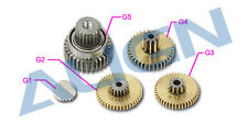 Align HSP42501 Servo Gear set for DS425M (for DS425M Servo only)