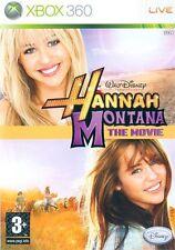 Hannah Montana The Movie Xbox 360 it import Disney Interactive