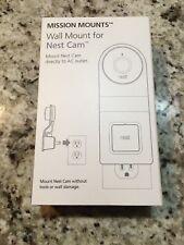 nest cam wall mount