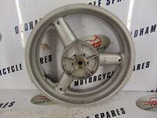 Suzuki gsxf 750 2004 rear wheel