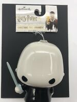 Harry Potter Voldemort Magic Wand Hallmark Brand New Christmas Ornament Holiday