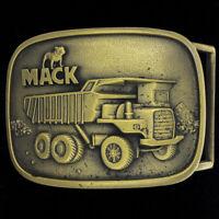 Mack truck Volvo bulldog 50 Years bronze commemorative coin Hagerstown Md