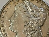 1 Morgan Dollar 1878 S #150#