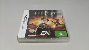 Nintendo DS - Harry Potter and the Goblet of Fire