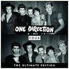 Musik-CD-One Direction's aus Großbritannien vom Music-Label