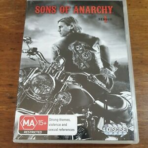 Sons of Anarchy Season 1 DVD Region 1 USA RELEASE LIKE NEW FREE POST